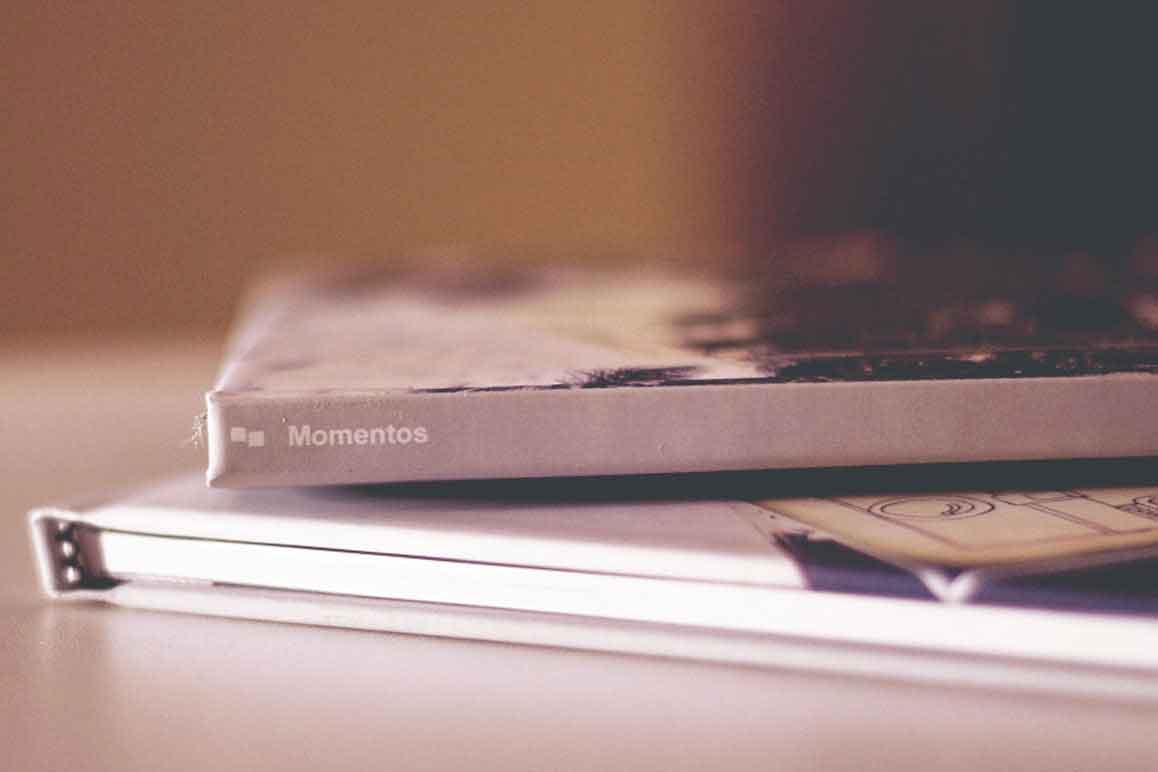 Capa do Chatbooks em acabamento de papelão