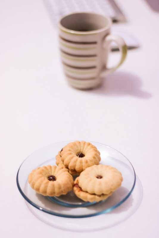 Rosquinhas do café