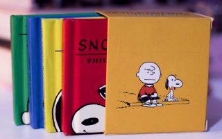 Meus livros da coleção Snoopy