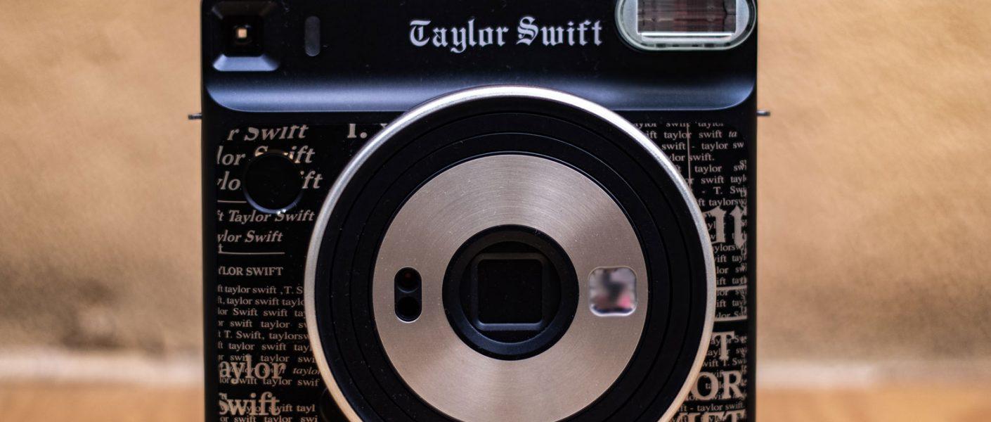 Instax SQ6 Taylor Swift