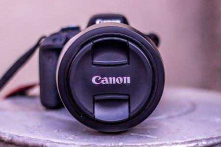 Meu equipamento de fotografia