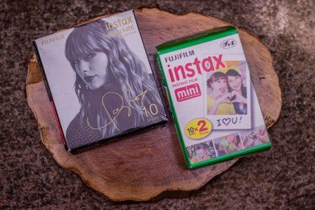 Filmes Instasx SQ6 e Mini 9