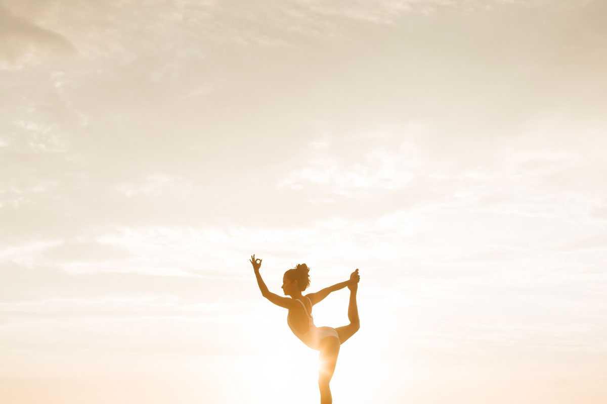 como evoluir na yoga
